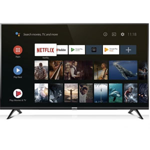 TCL 32 Inch Android Smart LED TV (32S6500)