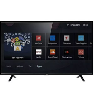 TCL 40 Inch FHD Smart LED TV (S64)