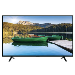 TCL 40 Inch 4K UHD Smart LED TV (40P62)