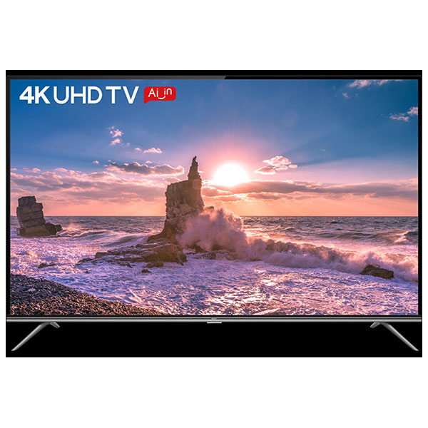 TCL 50 Inch 4K UHD Smart LED TV (P8)