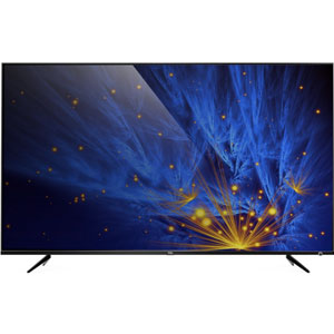 TCL 50 Inch 3D 4K UHD Smart LED TV (50P6)