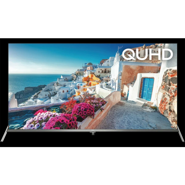 TCL 55 Inch UHD 4K Smart LED TV Black (55P8S)