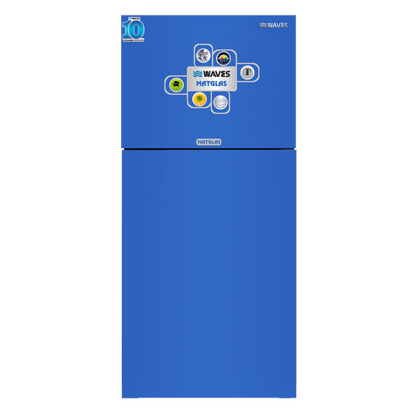 Waves 9 cu ft Matglas Series (WR309)